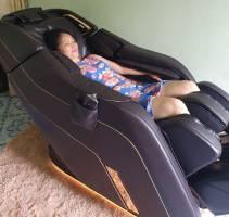 Ghế massage toàn thân giảm stress