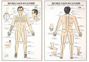 Kĩ thuật Massage Shiatsu Nhật Bản
