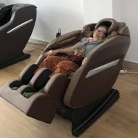 Tăng tuổi thọ với việc sử dụng ghế massage thường xuyên