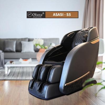 Ghế massage toàn thân Asasi S5