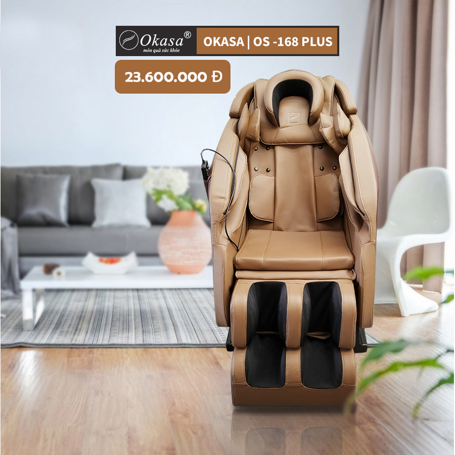 Ghế massage Okasa OS-168 Plus